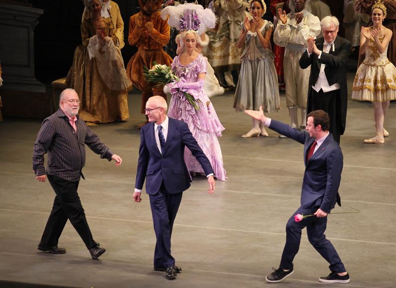 James Ingalls, Richard Hudson, Alexei Ratmansky, Sleeping Beauty, May 29, 2015