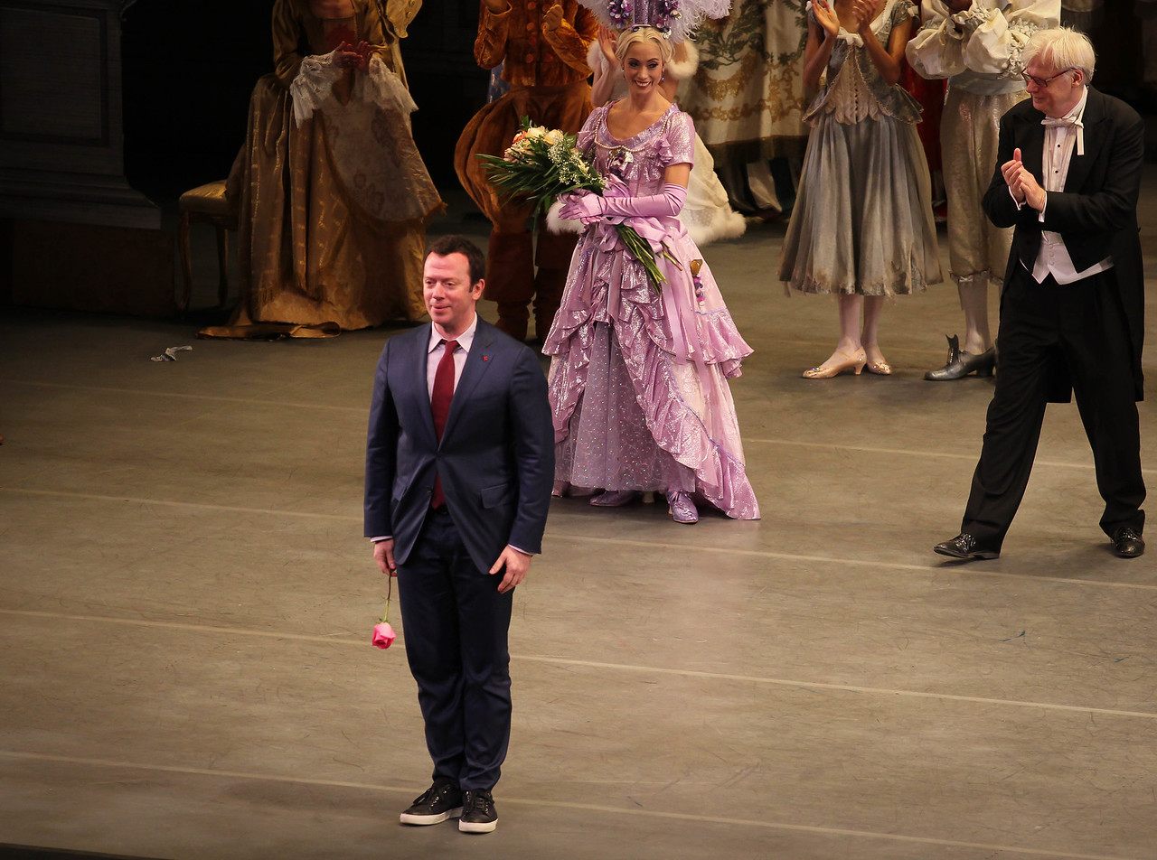 Alexei Ratmansky, Sleeping Beauty, May 29, 2015