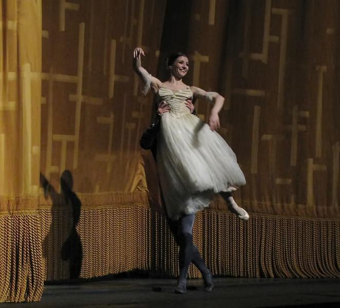 Alina Cojocaru and Angel Corella, Giselle, May 17, 2012