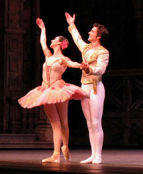 Nina Ananiashvili and Angel Corella, Don Quixote, June 14, 2008