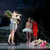 Angel Corella Final Performance, June 28, 2012<br /> <br /> Angel and Principal Dancer Irina Dvorovenko embrace as Paloma Herrera and Xiomara Reyes look on.
