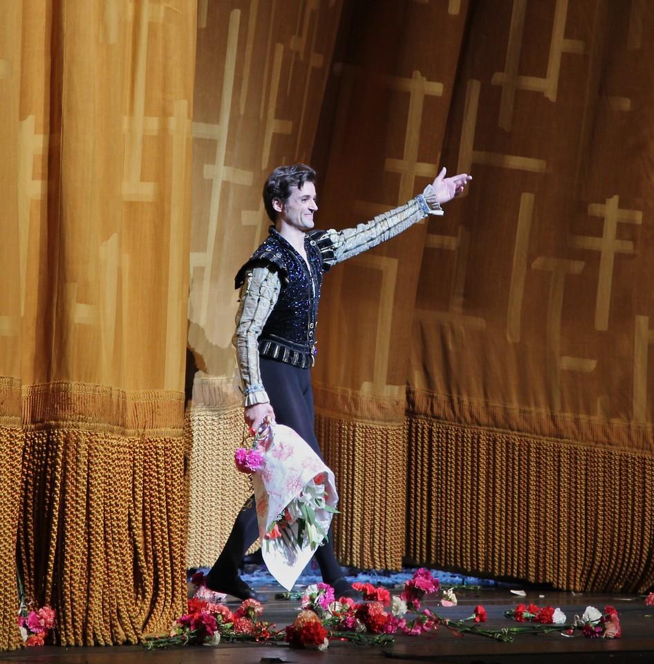 Angel Corella Final Performance, June 28, 2012
