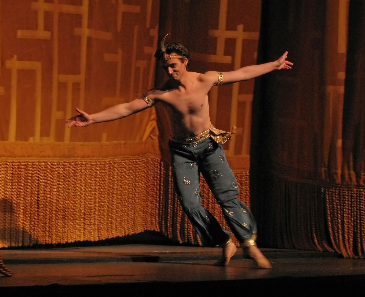 Angel Corella, Le Corsaire, Ali the Slave, May 28, 2009