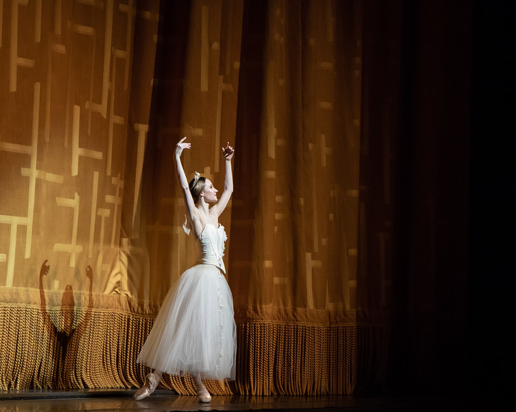 Christine Shevchenko, Giselle, May 18, 2018