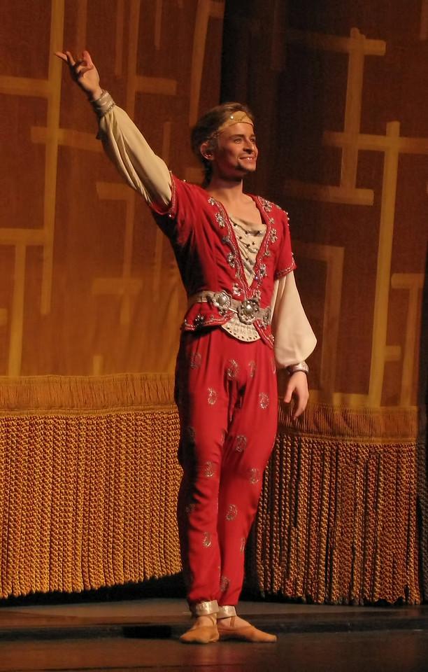 Daniil Simkin, Le Corsaire, May 28, 2009