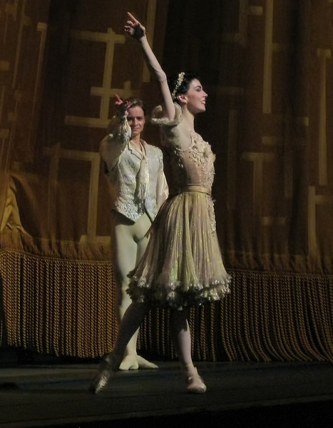 Natalia Osipova and Daniil Simkin, Copellia, June 17, 2011
