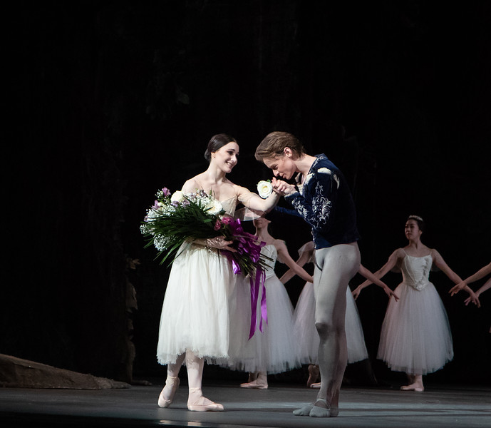 Sarah Lane and Daniil Simkin, Giselle, May 16, 2018