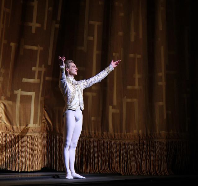 David Hallberg, Cinderella, June 12, 2014
