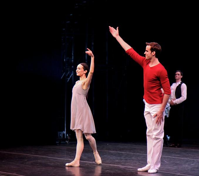 Diana Vishneva and Konstantin Zverev, Mariinsky Ballet, Cinderella, January 17, 2015