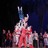 Ethan Stiefel Final Performance, July 7, 2012<br /> <br /> Ethan gets tossed in the air by Cosaire pirates. His parents are to the left.