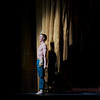 Ethan Stiefel Final Performance, July 7, 2012<br /> <br /> Maria Riccetto sneaks a peek