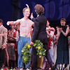 Ethan Stiefel Final Performance, July 7, 2012<br /> <br /> Ethan and Damian Woetzel. Both began their careers at New York City Ballet in 1989. Damian retired as a Principal Dancer in 2008.