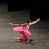 "Misty Copeland, Gong, November 1, 2013 <br><br> I enjoy the contrasts between the ABT fall and spring seasons. The spring season presents full-length classical ballets featuring a limited number of leading dancers providing the bulk of the dancing and dramatic action. By contrast, the fall season showcases a wider range of dancers and repertory. This diversity was on display Friday when ABT performed Les Sylphides, a Michel Fokine work from 1909 set in the Romantic era, and modern works Bach Partita and Gong by Twyla Tharp and Mark Morris, respectively. <br><br> Les Sylphides has no plot and consists of sylphs dancing in the moonlight with a man in white tights, with music that reminds me of Giselle. (Sylphs are mythological creatures in the Western tradition. The term originates in the work of Paracelsus, a Renaissance era physician and founder of the field of toxicology. He described sylphs as invisible beings of the air, which were his elementals of air, according to Wikipedia.) <br><br> The single male in the work is Thomas Forster a member of the Corps getting a shot at a principal role. He was attentive in his partnering of Isabella Boylston, Sarah Lane, and Hee Seo. However, at times during his solo, his upper body was tense, resulting in a slumped over upper body. Sarah Lane was my favorite in this work; the carriage of arms and upper body are key in this ballet and she pulled it off well with light, flowing, airy movements coupled with nice controlled arabesque turns. <br><br> Tharp created Bach Partita for ABT in 1983 and was last performed in 1985. The original cast consisted of Cynthia Gregory, Martine van Hamel, Magali Messac (alternating with Cynthia Harvey), Fernando Bujones, Clark Tippet and Robert La Fosse. <a href=""http://dancetabs.com/2013/10/bringing-twyla-tharps-bach-partita-back/"" rel=""nofollow"">Marina Harss of DanceTabs</a> explains another challenge of simply re-creating the steps: <br><br> ""There were two tapes of Partita. One, a recording of a rehearsal, was made before the ballet was complete, on a day when several dancers were unavailable. The other was a performance tape taken from the back of the cavernous Metropolitan Opera House. The tiny dancers were barely visible because of the brightness of the stage lights. In a painstaking process that lasted over a year, Jones went back and forth between the two, writing down every step in her own shorthand. The notes fill two binders. At a recent rehearsal, she flipped through the pages to confirm detail (""there, the heel is on the floor, not off""), and logistics (""hold her waist for the promenade""). Certain dancers, like the corps member Luciana Paris, seemed to pick up the nuances immediately, becoming the go-to person for everyone else. ""Did we do it like this or like this?"" someone would ask, and she would quickly sketch out the passage, while counting. Jones welcomed her input. In rehearsal she is unflappable, firm but kind."" <br><br> ABT performed the revival premier Friday. The piece is set to Bach's Partita in D minor, ""…a thirty-minute virtuoso showpiece for solo violin. It is considered one of the greatest works ever written for the instrument,"" according to Harsse. 25-year old Charles Yang was at the helm, standing on a raised platform, facing a monitor so he could see what the dancers were doing. I didn't see him looking at music sheets. Did he commit the entire 30-minute piece to memory? <br><br> The leads were Polina Semionova/James Whiteside, Gillian Murphy/Marcelo Gomes, and Stella Abrera/Calvin Royal III. The piece is indeed complicated, with the leads performing in short bursts to be replaced by other leads and cast members. Sometimes the leads would perform together, on their own, and with other cast members. Other cast members included Misty Copeland, Joseph Gorak, Luciana Paris, and Craig Salstein. <br><br> Gillian Murphy stood out, making full use of per prodigious turning skills. With Marcelo, her finger turns and supported turns seemed to last forever with the music her only limitation. Polina and Whiteside made a good pair. At one point, I thought that Polina grazed Whiteside's head with a long-reaching arabesque as he supported her. This may be an occupational hazard dancing with the limber and long-legged Polina. She is one of my favorites with her great line and expressiveness. I've only seen Whiteside once, as Ali the Slave in Le Corsair. He does have very quick, rapid turns and an aggressive style, although I am not completely sold on his dancing due to his unique mannerisms. Stella excelled at the rapid footwork and worked well with Calvin. They had an intricate and unique partnering section that drew a few gasps from the audience. Like Forster in Les Sylphides, Calvin is a Corps member and it is nice to see younger members getting top billing. His dancing was technically solid but not exciting, a trait that he will likely develop with seasoning. <br><br> The bows were emotional as Twyla and Jones made appearances on stage and exchanged hugs, along with the dancers and violinist Yang. I enjoyed this piece and, given all the work that went into the revival, it would be a shame to wait another 28 years to see it again. <br><br> Mark Morris's Gong, created for ABT in 2001, closed out the evening. This was the second Friday evening in two weeks that I've seen a Morris work-two weeks ago San Francisco Ballet performed Beaux. Gong, like Beaux, features brightly colored, humorous costumes by Isaac Mizrahi. <br><br> With my sweeping view of the stage from the second balcony, my brain tried to keep track of all of the combinations of dancers as they hurriedly entered and exited the stage, seeming to go somewhere. It seemed chaotic, but in an organized way, if that makes any sense. After several segments of loud, discordant music, the lights dimmed and a couple danced in silence to a dark stage lit by three side lights. I couldn't make out the dancers, but it was a unique touch. In another section, a front light highlighted the dancers' large shadows at the rear of the stage, a play on Indonesian shadow puppetry. Several sources suggest that Gong is influenced by Indonesian culture. Marcelo and Misty Copeland stood out in another darkly lit silent pas de deux which featured difficult multiple lifts from arabesque. Herman Cornejo made an appearance, with seven jazz-style pirouettes. <br><br> Gillian, Marcelo, Misty, Stella, and Whiteside earned their pay Friday as they were featured in both Bach Partita and Gong, both difficult and tiring works. <br><br> Gong was entertaining with comical costumes, varied dance patterns and themes, ranging from fast paced action set to loud music to slow pas de deux in silence to dim lighting. I look forward to seeing it again next Saturday evening, as this is a work that rewards multiple viewings."