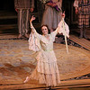 "Julie Kent, A Month in the Country, November 7, 2013<br /> <br /> The ABT mixed rep bill Thursday was nicely diversified with a Balanchine classic (Theme and Variations), an Ashton story ballet (A Month in the Country), and a new Ratmansky work (Piano Concerto #1).<br /> <br /> Ashton's ""A Month in the Country,"" had its ABT debut in May 2013 at the Met. According to John Gruen's ""The World's Great Ballets,"" Ashton retired as director and chief choreographer of The Royal Ballet in 1970 and withdrew from public view. However, in 1975, he announced that he would choreograph a ballet inspired by Ivan Turgenev's play by the same name with music by Chopin. The work debuted in 1976 with Lynn Seymour and Anthony Dowell as leads. The work ""...is another example of Ashton's ability to convey a complex dramatic narrative through seamless choreography, without sacrificing any of the original's insightful characterizations, wit, and passion,"" according to Gruen.<br /> <br /> The curtain opens revealing the spectacular interior of the Yslaev's summer home in the 1850s. The scene reveals a carefree day of leisure in the wealthy Yslaev household as the family is engaged in mundane household activities. Yslaev's wife Natalia Petrovna (Julie Kent) reclines on a sofa with her admirer Rakitin (Grant DeLong) seated on a nearby bench; Kolia (Daniil Simkin), a young son of Yslaev and Natalia, works on his homework while Yslaev (Victor Barbee) sits on a chair reading a newspaper. Vera (Gemma Bond), the Yslaevs' adolescent ward, plays the piano. Yslaev doesn't seem bothered by the presence of a fawning admirer of his wife.<br /> <br /> Tiring of her piano practice, Gemma dances an impetuous, spunky solo filled with youthful energy. Gemma is from England and danced at The Royal Ballet until moving to ABT in 2008. Daniil follows with a spectacular solo while playing with a ball, filled with energetic pirouettes with very wide arms followed by a massive double tour that fills a lot of space with his wide arm carriage. Daniil was very good in playing this immature youth.<br /> <br /> Beliaev (Guillaume Côté, guest artist from the National Ballet of Canada), Kolia's tutor, enters during his solo. Vera quickly takes notice of this handsome man as Natalia affectionately greets him. Beliaev is a debonair cad and all of the women fall for him: Katia a maid (Stella Abrera), Natalia, and Vera. First up is Vera, who dances a tender pas de deux with him as Natalia walks in and discovers them. Upset, Natalia slaps Vera, and then regrets her aggressive action. As Natalia and Vera leave, Katia discovers Beliaev and the two dance together. Katia has clearly fallen for him. However, Beliaev loves Natalia.<br /> <br /> Later in the work, Natalia and Beliaev are alone and embrace. Vera enters and catches them in their romantic pose (apparently the Yslaev's don't have locks on their doors) and attempts to extract revenge by calling everyone into the room. Rakitin tells the two lovers that they have caused enough trouble and should leave. Beliaev departs and then comes back to say goodbye. Natalia is sad; recognizing her agony, he decides not to create more anguish and quietly walks away, unnoticed by her. The work ends with Natalia kissing a rose that was pinned to Beliaev's jacket as the curtain falls.<br /> <br /> Gemma Bond demonstrated her dramatic versatility, ranging from a sweet young girl to a star-crossed lover, to a bitter, spurned women seeking revenge. As Beliaev, Côté has the looks and gravitas to pull of this role of super cad. He had several slow pensive introspective solos filed with plush assembles, arabesques, and pique turns that were well done. Julie Kent excels at these dramatic roles and demonstrated her attraction for Beliaev, rage at Vera, and ultimate loss through her dancing.<br /> <br /> Piano Concerto #1 is my favorite of the three pieces in Shostakovich Trilogy by Alexi Ratmansky that premiered in May 2013. The leads Thursday were Gillian Murphy/Calvin Royal III and Skylar Brandt/Gabe Stone Shayer. Another example of young dancers getting a chance to perform lead roles as all are members of the Corps except for Gillian.<br /> <br /> The dancers' bodies are clearly on display as the males wear unitards (costumes by Keso Deeker) with the women wearing red leotards. The scenery consists of red objects hung in suspension against a blue backdrop, reminiscent of the hammer and sickle and other Soviet imagery.<br /> <br /> There is plenty of non-stop action in this athletic, high-energy piece with the four main dancers appearing in various combinations. Gillian and Skylar danced well together; I was very impressed with Skylar and her rapid, powerful turns. She is small in stature, similar to Principal Dancer Xiomara Reyes. Skylar had a grande jete diagonal section in which she seemed to fly, similar to Natalia Osipova, who performed the role in the spring season. I look forward to seeing more of Skyler, the recipient of a 2013 Princess Grace Award. Gillian was, as usual, very solid.<br /> <br /> Ratmansky gives the men a workout and Royal and Shayer were up to the task. Royal is tall and lean, and covers a lot of ground with ease while Shayer's more compact build facilitates his rapid, aggressive turns. I particularly liked their nice double assemble diagonal. However, both need to work on landings, as several were sloppy with large hops after landing.<br /> <br /> Polina Semionova and Cory Stearns opened the show with Theme and Variations. I saw them in this role last week and thought that Cory was more energetic in this performance. Polina's solos were outstanding, demonstrating great control in this difficult up-tempo piece, similar to last week. However, I thought their partnering section was better last week as they were not as in synch Thursday."