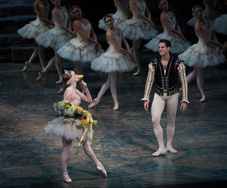 Gillian Murphy and Marcelo Gomes, Swan Lake, June 13, 2016