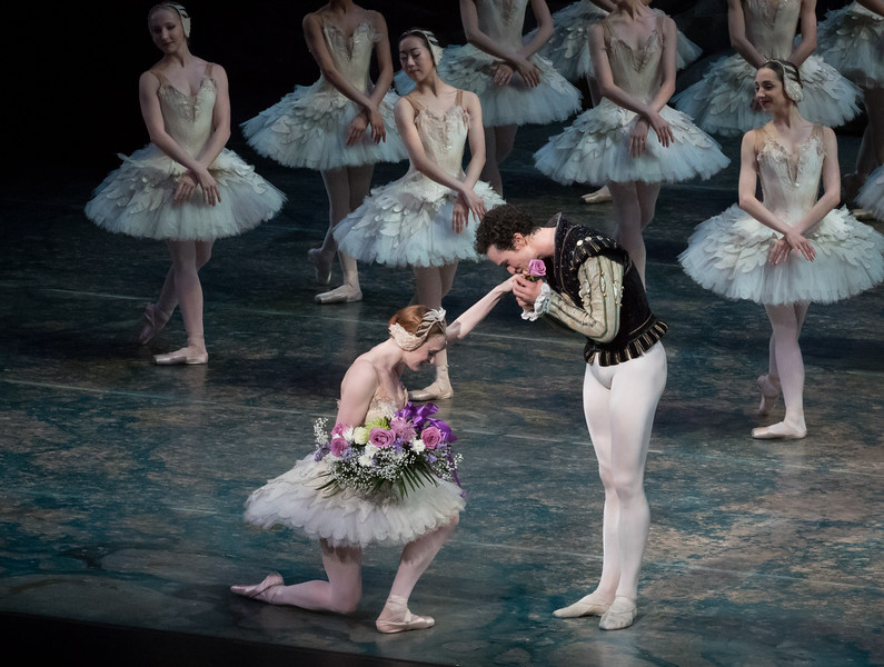Gillian Murphy and Cory Stearns, Swan Lake, June 17, 2016