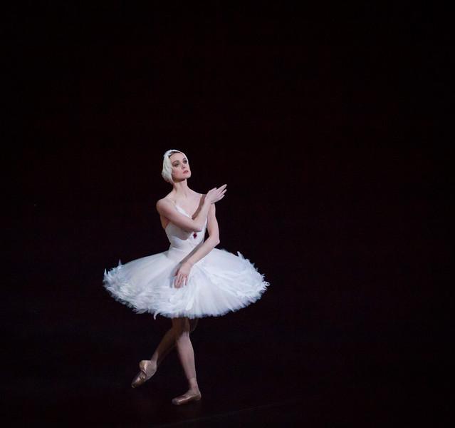 Uliana Lopatkina, The Dying Swan, Mariinsky Ballet, February 25, 2016