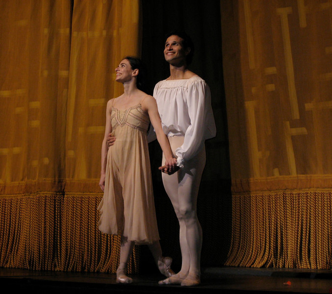 Alessandra Ferri and José Manuel Carreño, Romeo and Juliet, July 15, 2006