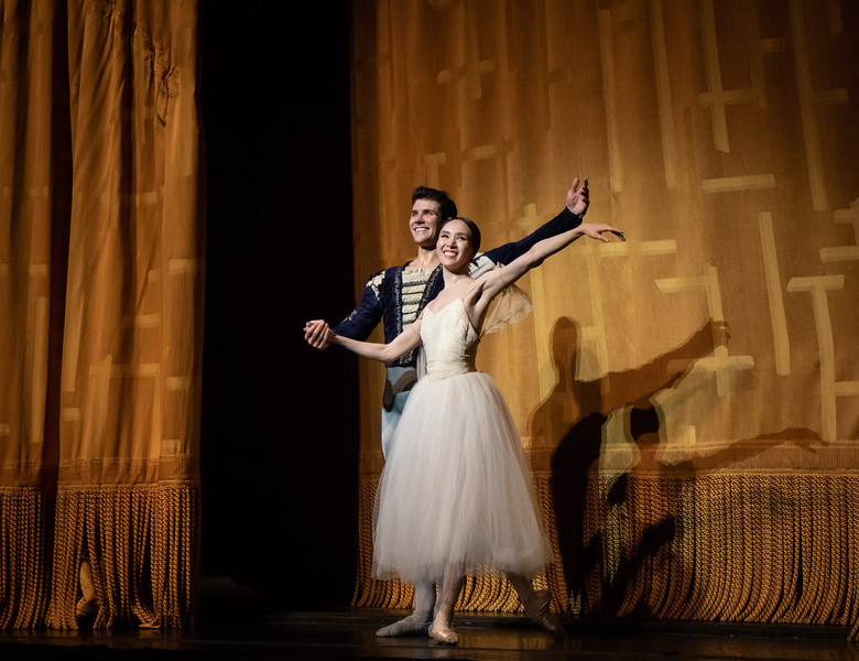 Hee Seo and Roberto Bolle, Giselle, May 19, 2018