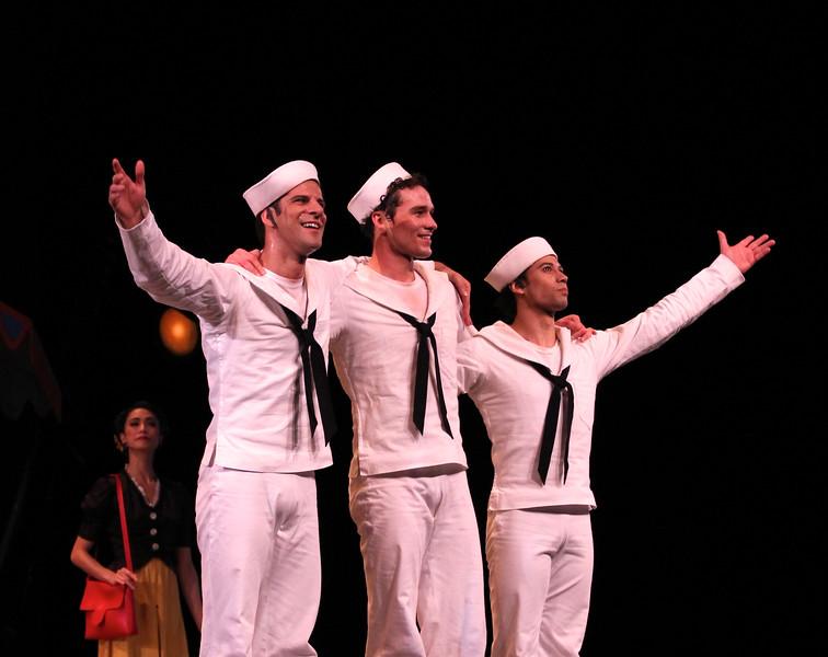 Marcelo Gomes, Cory Stearns, Herman Cornejo, Fancy Free, October 24, 2014