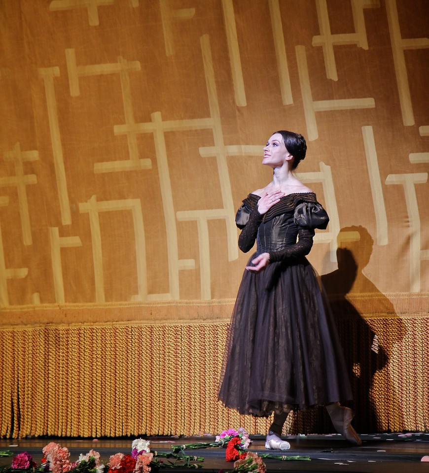 Irina Dvorovenko, Irina's Final ABT Performance, May 18, 2013