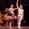 "Irina Dvorovenko and Maxim Beloserkovsky, Don Quixote, June 12, 2008 <br><br> Irina was born in Kiev, Ukraine and began her ballet training at age 10 at the Kiev Ballet School. She joined the National Opera and Ballet Theatre of Kiev in 1990 as a soloist, rising to the rank of principal dancer in 1992. She won a Gold Medal and the ""Anna Pavlova"" Prize at the International Ballet Competition in Moscow (1992), the Grand Prix at the International Ballet Competition Serge Lifar in the Ukraine (1994), a Diploma and the Grand Prix in the Junior Division of the Ukraine Ballet Competition (1987), a Diploma in the Junior Division of the Moscow Ballet Competition (1988), a Silver Medal at the Jackson International Ballet Competition (1990), and a Bronze Medal at the International Ballet Competition in Osaka, Japan (1991). <br><br> She joined American Ballet Theatre in August 1996 and was promoted to Soloist in 1997 and Principal Dancer in August 2000. Irina is married to former ABT Principal Dancer Maxim Beloserkovsky. They have one daughter.  <br><br> Max received his dance training at the Kiev Ballet Institute.  In 1990 he danced as a soloist with the National Opera of Bulgaria.  In 1993, Beloserkovsky was honored by the President of the Ukraine for outstanding artistic achievement.  <br><br> He joined ABT in 1994, was made a soloist in 1995 and appointed principal dancer in 2000. <br><br> See <a href=""http://irinamaxballet.com/"">their website</a> for more information."