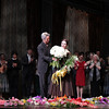 Irina Dvorovenko, Irina's Final ABT Performance, May 18, 2013<br /> <br /> Artistic Director Kevin McKenzie presents Irina with flowers.