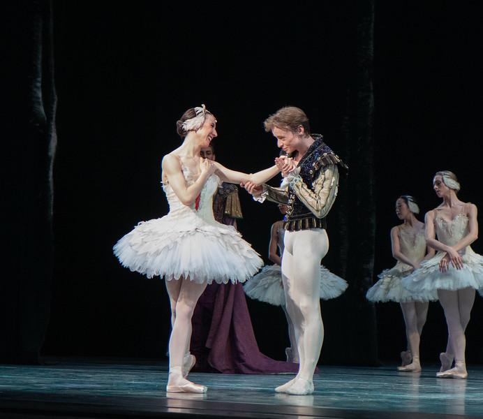 Isabella Boylston and Daniil Simkin, June 29, 2019