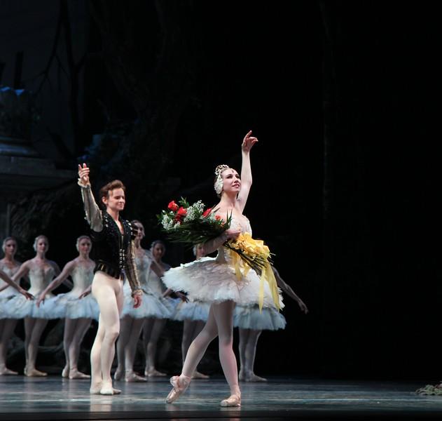 Isabella Boylston and Daniil Simkin, June 26, 2014