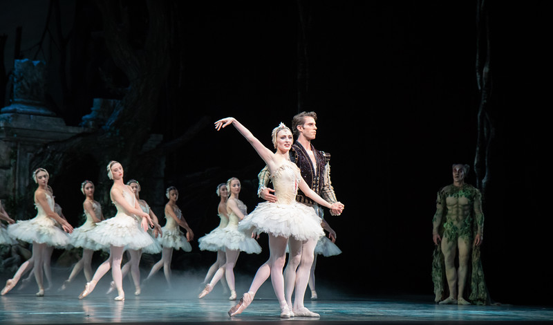 Gillian Murphy and James Whiteside, Swan Lake, June 22, 2018