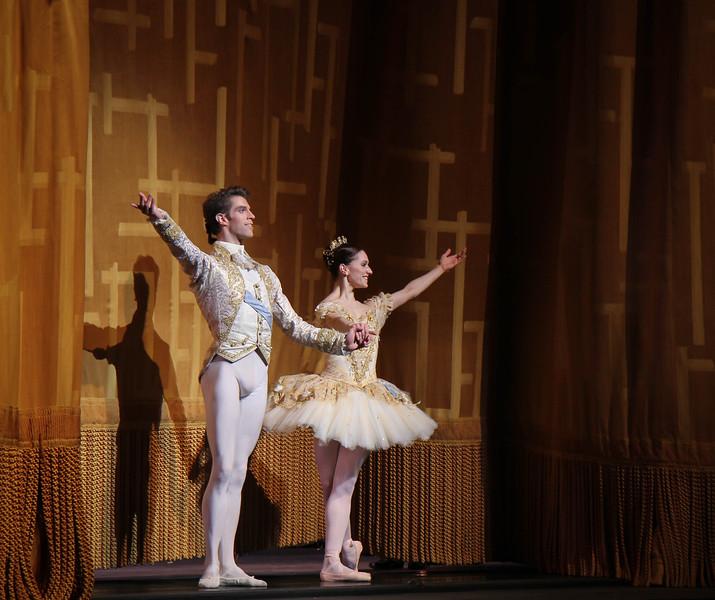 Marianela Nuñez and James Whiteside, Cinderella, July 2, 2015