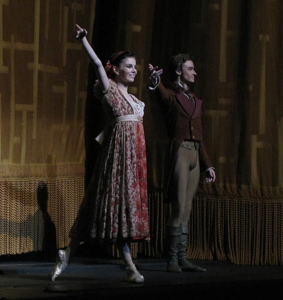 Natalia Osipova and Jared Matthews, Manon, June 7, 2012