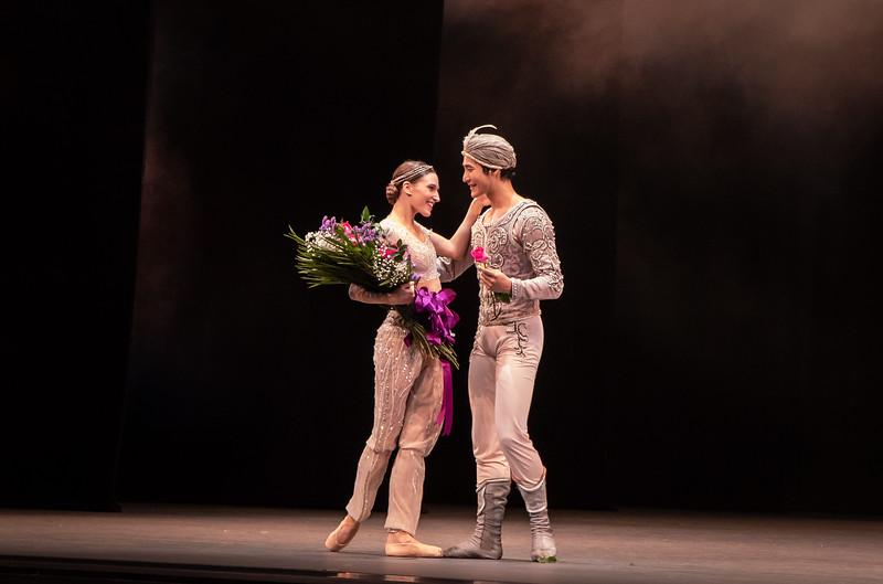 Devon Teuscher and Joo Won Ahn, La Bayadére, June 2, 2018