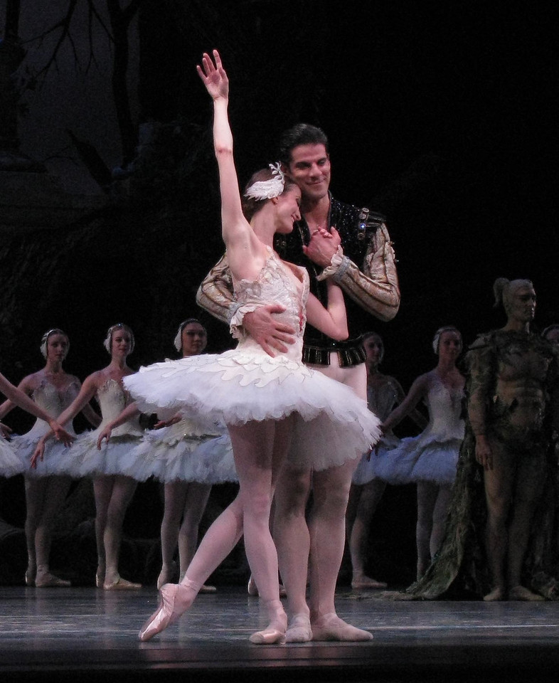 Julie Kent and Marcelo Gomes, Swan Lake, June 24, 2010