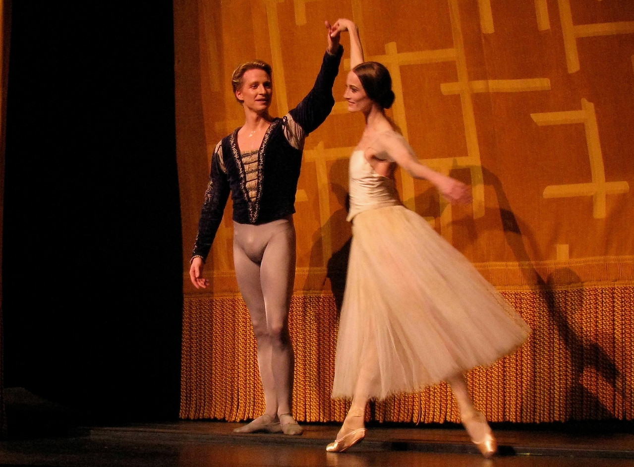 Julie Kent and Ethan Stiefel, Giselle, July 12, 2008