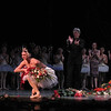 "Nina Ananiashvili Final Performance June 27, 2009  <br><br> Nina Bows as Artistic Director Kevin McKenzie Applauds <br><br> Kevin McKenzie trained at the Washington School of Ballet and in 1972 was awarded a Silver medal at the Sixth International Competition in Varna, Bulgaria. He danced with both the National Ballet of Washington and The Joffrey Ballet before joining ABT as a Soloist in March 1979. He was appointed Principal Dancer later in the year and danced with ABT until 1991. He danced leading roles in all of the full length classics. He danced as a guest artist throughout the world and was appointed a permanent guest artist with The Washington Ballet in 1989. In 1991, he was appointed the position of Artistic Associate of that company. He has also acted as Associate Artistic Director of, and a choreographer with, Martine van Hamel's New Amsterdam Ballet.  <br><br> McKenzie was appointed Artistic Director of American Ballet Theatre in 1992. The New York Times has <a href=""http://www.nytimes.com/2012/06/17/arts/dance/american-ballet-theaters-director-kevin-mckenzie.html?pagewanted=all"">an interesting article</a> commemorating his 20 years in that role."