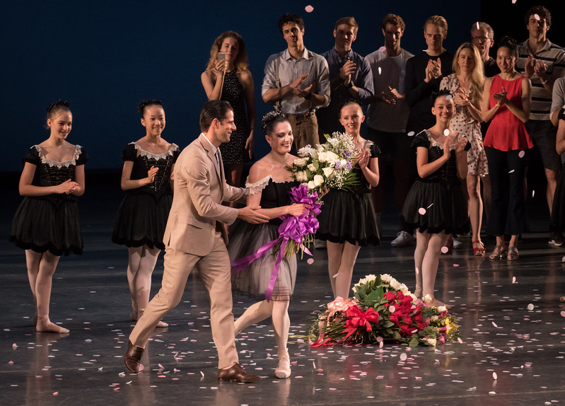 Veronika Part, FInal ABT Performance, Marcelo Gomes, Mozartiana, July 8, 2017