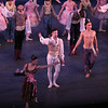 "Paloma Herrera, Marcelo Gomes, Ivan Vasiliev, Le Corsaire, June 7, 2013 <br><br> I agree with The New York Times' dance critic <a href=""http://www.nytimes.com/2013/06/06/arts/dance/le-corsaire-american-ballet-theater.html?hpw&_r=0"">Alastair Macaulay</a> that ABT's Le Corsaire is frivolous and superficial, with a ridiculous, nonsensical comedic plot. However, unlike Macaulay, I thoroughly enjoy this ballet that showcases ABT's bravura dancing, having seen it more than dozen times over the past 15 years (Thursday and Friday performances this season).  <br><br> The plot goes something like this: Conrad the pirate (Thursday: Cory Stearns, Friday: Marcelo Gomes) arrives at a bazaar (in Turkey?) where slave girls are being traded. Lankendem (Thursday: Jared Matthews, Friday: Sascha Radetsky) owns the bazaar. Conrad sees Medora (Thursday: Veronika Part, Friday: Paloma Herrera) and immediately falls in love. The buffoon pasha buys Gulnare (Thursday: Yuriko Kajiya, Friday, Stella Abrera) and Medora. Conrad commands his slave Ali (Thursday: James Whiteside, Friday: Ivan Vasiliev) to steal Medora and Conrad's pirates kidnap Lankendem. <br><br> In Conrad's hideout, Medora tells Conrad, in the name of their love, to free all of the slave girls. He agrees, but his friend Birbanto (Thursday: Luis Ribagorda, Friday: Joseph Phillips) rebels against the idea and persuades the pirates to riot against Conrad. Conrad fights the pirates and convinces them to give up their mutinous plan. Birbanto's next scheme is to spray a rose with sleeping potion. Conrad is drugged to sleep. Birbanto attempts to capture Medora. She stabs him with a knife. In the confusion, Lankendem steals Medora back and escapes. <br><br> The pasha is happy that Medora has been recaptured and declares that she will be his number one wife. Medora is repulsed. Conrad, Birbanto, and the pirates storm the pasha's palace and chase away the pasha and his men. Medora then exposes Birbanto as a traitor; Conrad shoots him and then escapes to the ship. On ship, there is a terrible storm. The ship sinks. In the Epilogue, Conrad and Medora cling to a rock and offer ""…thanks for their miraculous survival, a testimony to the strength of their love.""  <br><br> The plot is silly with, as Macaulay notes, no link to the original Byron poem. However, there is a lot of dancing, and depending on the cast, a very high level of dancing with plenty of opportunity to see something exciting. With all this great dancing, why worry about a silly plot? <br><br> Regarding the dancing, Cory was a confident and outgoing Conrad Thursday evening, paired with Veronika Part. Cory has had a good season so far. I enjoyed him in the Shostakovich Trilogy in which he held his own with the Russian all-star team of Natalia Osipova, Ivan Vasiliev, and Diana Vishneva. I particularly like his double saute de basques, which have nice air time and horizontal distance from takeoff to landing, and his double assembles, fully on display on a nice diagonal with Vasiliev in Shostakovich (see the <a href=""http://www.abt.org/education/dictionary/index.html"">ABT ballet dictionary</a> for a description and video of the steps). Marcelo Gomes' performance Friday night brought a new level of enthusiasm to the role, as his excitement during his bows after his solos in anticipation of Medora clearly showed. <br><br> Veronika Part radiated beauty during her barzaar entrance in which Conrad immediately fell in love. She has a long, beautiful, elegant line; a bit off on some of her turns in the first act but she pulled off the demanding fouette series in the second act. Paloma Herrera was in good form as Medora on Friday.  <br><br> Ali the Slave doesn't do much in this ballet except for the dance with Medora and Conrad at the opening of the second act. Ivan Vasiliev was amazing on Friday night; if there is a better dancer in this role today, let me know. His dancing style is all-out, full  throttle all the way, but with very controlled turns on Friday. His solo was similar to this <a href=""http://www.youtube.com/watch?v=vXh3Wl08mW4  "">YouTube clip.</a> Notable are his forever hanging double pas de chat  sequence (4:30), a funky step that I can't begin to describe (4:41), nice controlled turns in attitude (4:54), very unique innovation on his double saute de basques (5:07) in which he shoots out his lead leg in a sweeping motion, 540 trick at 7:53, double assemble sequence at 8:00, and a nice turn sequence with pirouettes a le second followed by four turns in second, finished by multiple controlled turns at 9:07.  <br><br> I also liked Ivan's dancing in Shostakovich Trilogy but don't think his style, gymnast body type, and line mesh well in more classical pieces such as Symphony in C. <br><br> James Whiteside was the slave on Thursday night. He is a former Boston Ballet Principal Dancer in his first season at ABT. His solo was a standard version, with very high diagonal split jumps. His pirouettes are very fast with arms tightly wrapped, the opposite of Jose Manuel Carreno. This was the first time I've seen him dance. It must be a nerve wracking experience doing the slave for the first time at the Met, but thought he pulled it off. <br><br> Corps members Luis Ribagorda (Thursday) and Joseph Phillips (Friday) played the role of Birbanto. Phillips impressed me in the role of the gypsy in Don Quixote and look forward to seeing him again. Nice to see that corps members are getting starring roles at ABT. Blogger <a href=""http://haglundsheel.typepad.com/haglunds_heel/2013/04/abt-big-debuts-413.html "">Haglund</a> reviews ABT's Washington Le Corsaire and was particularly impressed with Ribagorda and Phillips.  <br><br> This year's production features new costumes by Anaibal Lapiz. I am happy that Lankendem's old costume that looked like pajamas that my 9-year old would wear has been retired. Macaulay calls the bikini tutus that the slave girls wear his least favorite form of dance apparel. I actually like the look, particularly on Simone Messmer, Luciana Paris, Isabella Boylston (Thursday night), Melanie Hamrick, Kristi Boone, Leann Underwood (Friday night). Any more comments on bikini tutus and I might get into trouble. <br><br> Although the orchestra area was full Thursday, audience response was muted during the curtain calls. The Friday cast received a more enthusiastic response."