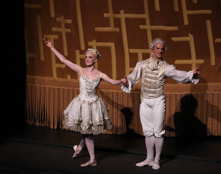 Gillian Murphy and Marcelo Gomes, Sleeping Beauty, May 29, 2015