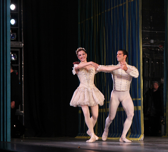 Veronika Part and Marcelo Gomes, Nutcracker, December 13, 2013