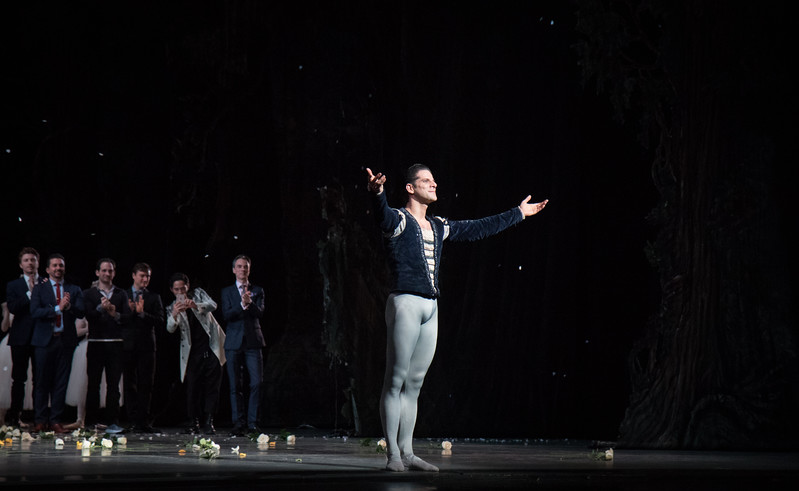 Marcelo Gomes, 20th Anniversary ABT Performance, Giselle, May 30, 2017