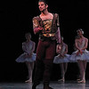 "Marcelo Gomes, Swan Lake, June 27, 2009<br /> <br /> Marcelo does an incredible Rothbart in Swan Lake. In addition to his great technique, he stands out on the dramatic side, portraying Rothbart as both evil and charming. In one section, he sits on the throne watching the divertissements, tapping his fingers as if to say ""I am bored with these people. I can't wait to cast my evil spell."" He played Rothbart in Nina's finale."
