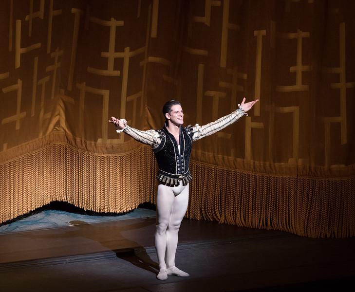 Marcelo Gomes, Swan Lake, June 13, 2016