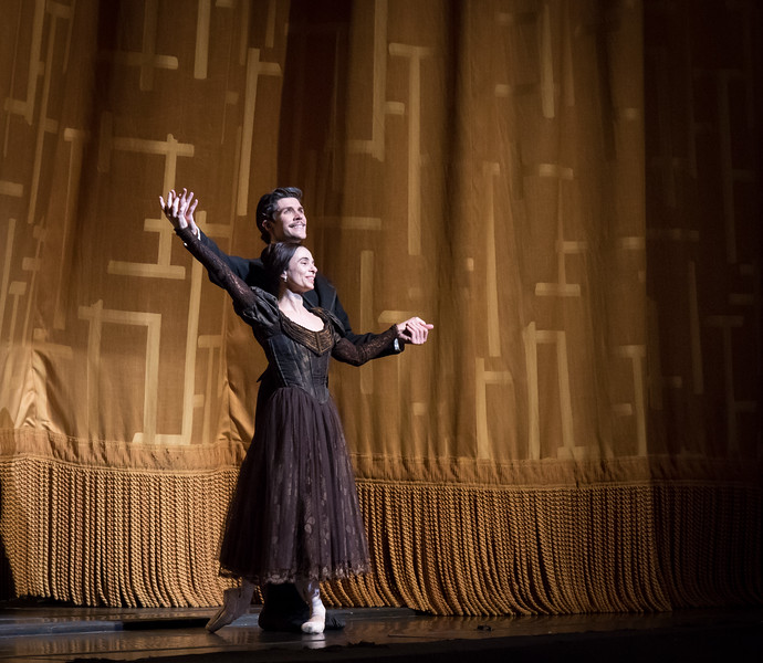 Alessanrda Ferri and Roberto Bolle, Onegin, June 22, 2017