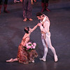 "Paloma Herrera, Marcelo Gomes, Le Corsaire, June 7, 2013 <br><br> I agree with The New York Times' dance critic <a href=""http://www.nytimes.com/2013/06/06/arts/dance/le-corsaire-american-ballet-theater.html?hpw&_r=0"">Alastair Macaulay</a> that ABT's Le Corsaire is frivolous and superficial, with a ridiculous, nonsensical comedic plot. However, unlike Macaulay, I thoroughly enjoy this ballet that showcases ABT's bravura dancing, having seen it more than dozen times over the past 15 years (Thursday and Friday performances this season).  <br><br> The plot goes something like this: Conrad the pirate (Thursday: Cory Stearns, Friday: Marcelo Gomes) arrives at a bazaar (in Turkey?) where slave girls are being traded. Lankendem (Thursday: Jared Matthews, Friday: Sascha Radetsky) owns the bazaar. Conrad sees Medora (Thursday: Veronika Part, Friday: Paloma Herrera) and immediately falls in love. The buffoon pasha buys Gulnare (Thursday: Yuriko Kajiya, Friday, Stella Abrera) and Medora. Conrad commands his slave Ali (Thursday: James Whiteside, Friday: Ivan Vasiliev) to steal Medora and Conrad's pirates kidnap Lankendem. <br><br> In Conrad's hideout, Medora tells Conrad, in the name of their love, to free all of the slave girls. He agrees, but his friend Birbanto (Thursday: Luis Ribagorda, Friday: Joseph Phillips) rebels against the idea and persuades the pirates to riot against Conrad. Conrad fights the pirates and convinces them to give up their mutinous plan. Birbanto's next scheme is to spray a rose with sleeping potion. Conrad is drugged to sleep. Birbanto attempts to capture Medora. She stabs him with a knife. In the confusion, Lankendem steals Medora back and escapes. <br><br> The pasha is happy that Medora has been recaptured and declares that she will be his number one wife. Medora is repulsed. Conrad, Birbanto, and the pirates storm the pasha's palace and chase away the pasha and his men. Medora then exposes Birbanto as a traitor; Conrad shoots him and then escapes to the ship. On ship, there is a terrible storm. The ship sinks. In the Epilogue, Conrad and Medora cling to a rock and offer ""…thanks for their miraculous survival, a testimony to the strength of their love.""  <br><br> The plot is silly with, as Macaulay notes, no link to the original Byron poem. However, there is a lot of dancing, and depending on the cast, a very high level of dancing with plenty of opportunity to see something exciting. With all this great dancing, why worry about a silly plot? <br><br> Regarding the dancing, Cory was a confident and outgoing Conrad Thursday evening, paired with Veronika Part. Cory has had a good season so far. I enjoyed him in the Shostakovich Trilogy in which he held his own with the Russian all-star team of Natalia Osipova, Ivan Vasiliev, and Diana Vishneva. I particularly like his double saute de basques, which have nice air time and horizontal distance from takeoff to landing, and his double assembles, fully on display on a nice diagonal with Vasiliev in Shostakovich (see the <a href=""http://www.abt.org/education/dictionary/index.html"">ABT ballet dictionary</a> for a description and video of the steps). Marcelo Gomes' performance Friday night brought a new level of enthusiasm to the role, as his excitement during his bows after his solos in anticipation of Medora clearly showed. <br><br> Veronika Part radiated beauty during her barzaar entrance in which Conrad immediately fell in love. She has a long, beautiful, elegant line; a bit off on some of her turns in the first act but she pulled off the demanding fouette series in the second act. Paloma Herrera was in good form as Medora on Friday.  <br><br> Ali the Slave doesn't do much in this ballet except for the dance with Medora and Conrad at the opening of the second act. Ivan Vasiliev was amazing on Friday night; if there is a better dancer in this role today, let me know. His dancing style is all-out, full  throttle all the way, but with very controlled turns on Friday. His solo was similar to this <a href=""http://www.youtube.com/watch?v=vXh3Wl08mW4  "">YouTube clip.</a> Notable are his forever hanging double pas de chat  sequence (4:30), a funky step that I can't begin to describe (4:41), nice controlled turns in attitude (4:54), very unique innovation on his double saute de basques (5:07) in which he shoots out his lead leg in a sweeping motion, 540 trick at 7:53, double assemble sequence at 8:00, and a nice turn sequence with pirouettes a le second followed by four turns in second, finished by multiple controlled turns at 9:07.  <br><br> I also liked Ivan's dancing in Shostakovich Trilogy but don't think his style, gymnast body type, and line mesh well in more classical pieces such as Symphony in C. <br><br> James Whiteside was the slave on Thursday night. He is a former Boston Ballet Principal Dancer in his first season at ABT. His solo was a standard version, with very high diagonal split jumps. His pirouettes are very fast with arms tightly wrapped, the opposite of Jose Manuel Carreno. This was the first time I've seen him dance. It must be a nerve wracking experience doing the slave for the first time at the Met, but thought he pulled it off. <br><br> Corps members Luis Ribagorda (Thursday) and Joseph Phillips (Friday) played the role of Birbanto. Phillips impressed me in the role of the gypsy in Don Quixote and look forward to seeing him again. Nice to see that corps members are getting starring roles at ABT. Blogger <a href=""http://haglundsheel.typepad.com/haglunds_heel/2013/04/abt-big-debuts-413.html "">Haglund</a> reviews ABT's Washington Le Corsaire and was particularly impressed with Ribagorda and Phillips.  <br><br> This year's production features new costumes by Anaibal Lapiz. I am happy that Lankendem's old costume that looked like pajamas that my 9-year old would wear has been retired. Macaulay calls the bikini tutus that the slave girls wear his least favorite form of dance apparel. I actually like the look, particularly on Simone Messmer, Luciana Paris, Isabella Boylston (Thursday night), Melanie Hamrick, Kristi Boone, Leann Underwood (Friday night). Any more comments on bikini tutus and I might get into trouble. <br><br> Although the orchestra area was full Thursday, audience response was muted during the curtain calls. The Friday cast received a more enthusiastic response."