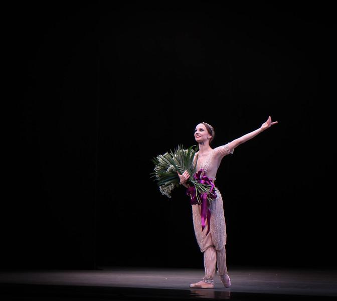 Maria Kochetkova,  La Bayadere, June 6, 2015