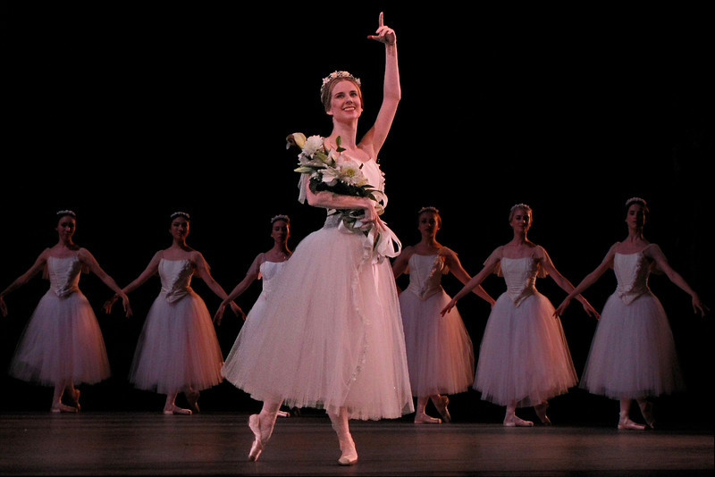 Michele Wiles, Giselle, July 10, 2008