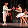 Natalia Osipova and David Hallberg, Sleeping Beauty, June 19, 2010<br /> <br /> Natalia Osipova was born in Moscow and trained at the Moscow State Academy of Choreography. She joined the Bolshoi Ballet in 2004. She made her first ABT appearance as a guest artist in 2009. She left the Bolshoi in 2012 to join Mikhailovsiky Ballet of St. Petersburg.
