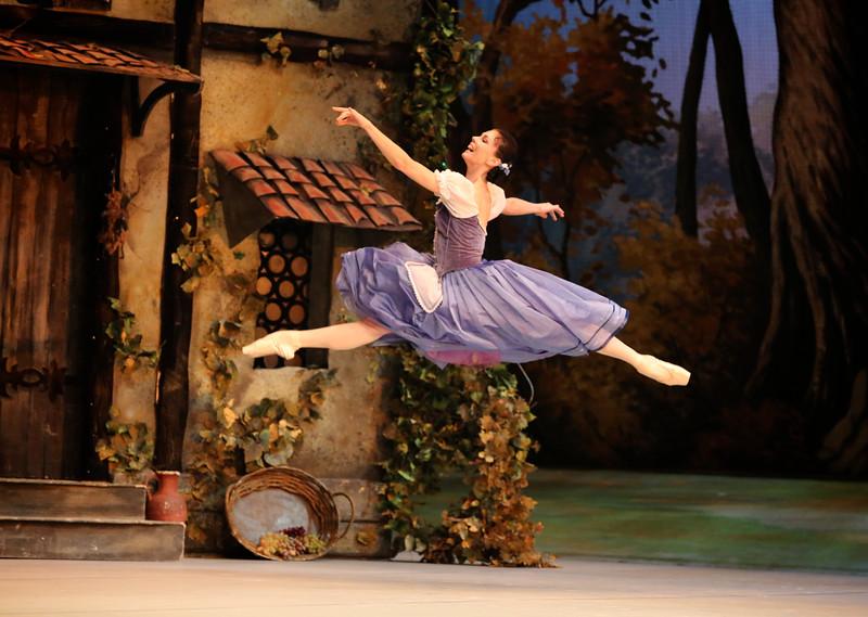 Natalia Osipova , Mikhailovsky Ballet, Giselle, November 11, 2014