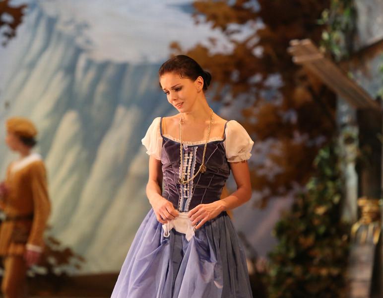 Natalia Osipova, Mikhailovsky Ballet, Giselle, November 11, 2014